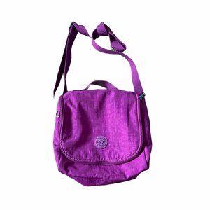 Kipling Nylon Crossbody Handbag Purse